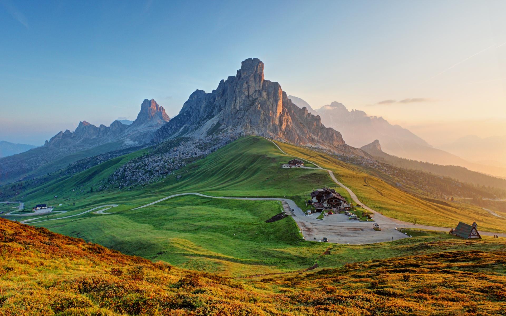 Dolomiti, mogočno gorovje