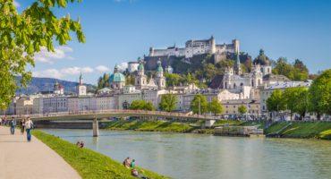 Salzburg©Shutterstock