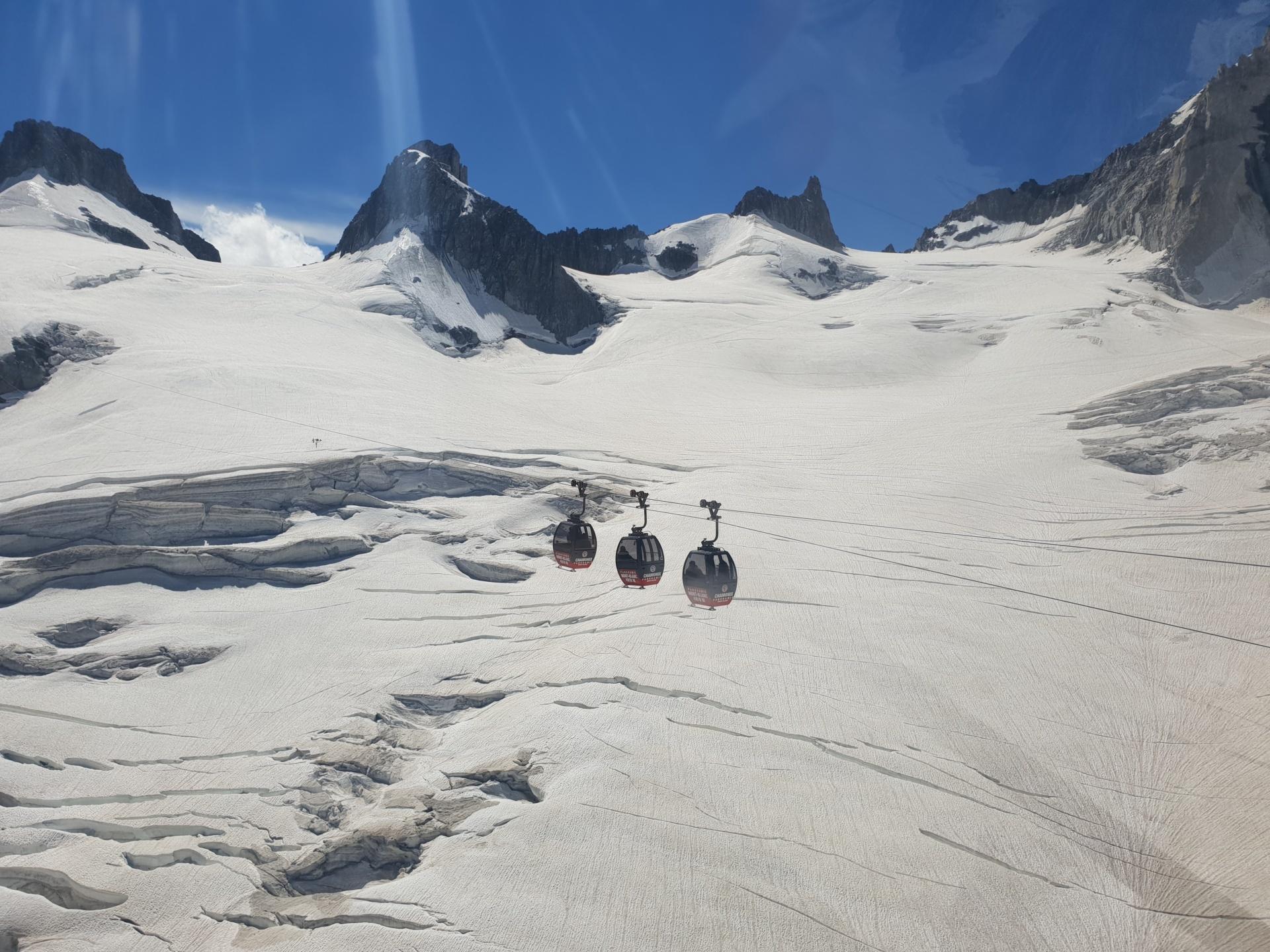 Mont Blanc; veličastni vrh Evrope