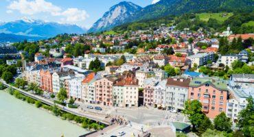 Innsbruck-panorama©Shutterstock