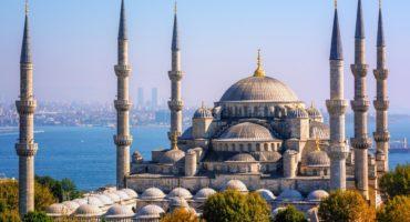 Istanbul-Modra-mošeja©Shutterstock