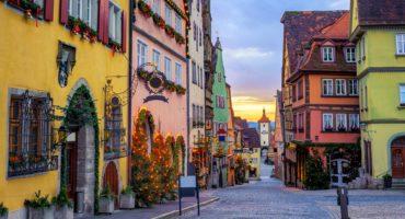 Rothenburg©Shutterstock