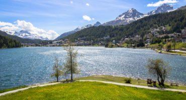 St.-Moritz-jezero©Shutterstock