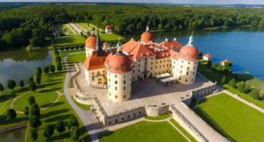 Moriztburg-Saška-Nemčijashutterstock_503284267